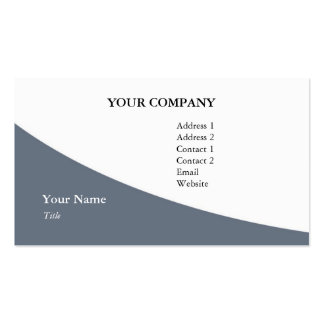 Transportation - Business Double-Sided Standard Business Cards (Pack Of 100)