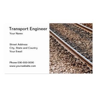 Transportation Engineer Business Card