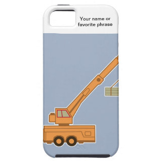 Transportation Heavy Equipment Crane iPhone SE/5/5s Case