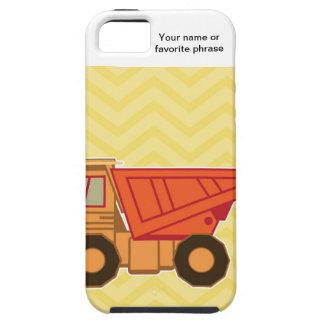 Transportation Heavy Equipment Dump Truck iPhone 5 Cases