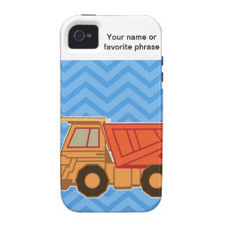 Transportation Heavy Equipment Dump Truck iPhone 4 Cover