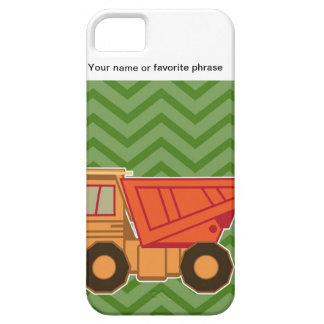 Transportation Heavy Equipment Dump Truck iPhone 5 Covers