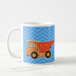 Transportation Heavy Equipment Dump Truck Coffee Mug