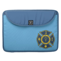 Transportation Management Safety Team MacBook Pro Sleeve