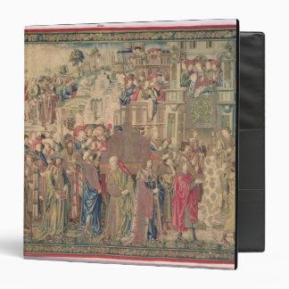 Transportation of the Ark of the Covenant, Tapestr 3 Ring Binder