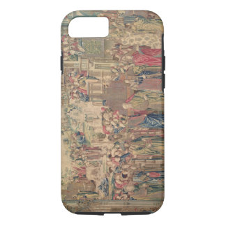 Transportation of the Ark of the Covenant, Tapestr iPhone 7 Case