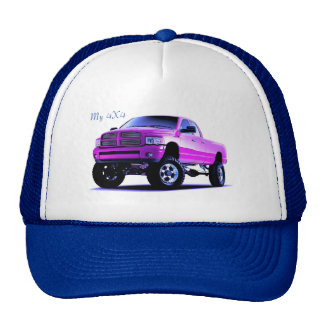 Transportation Trucker Hat