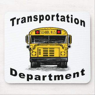 transportationdepartmentmousepad mouse pad