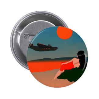 Transporte aéreo Polinesia Pin
