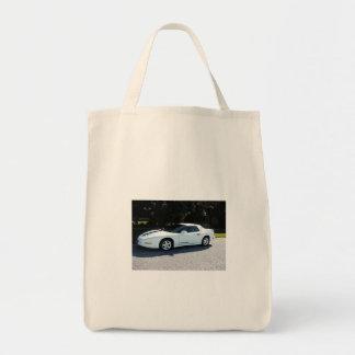 transporte bolsa tela para la compra