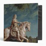 Transporte de la estatua ecuestre de Louis XIV