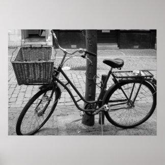 Transporte holandés póster