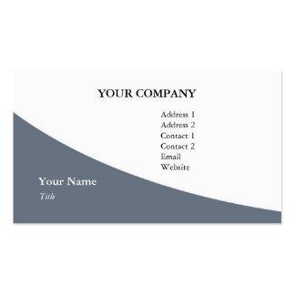 Transporte - negocio tarjeta de visita