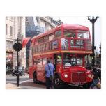 Transporte para Londres 2 Tarjetas Postales