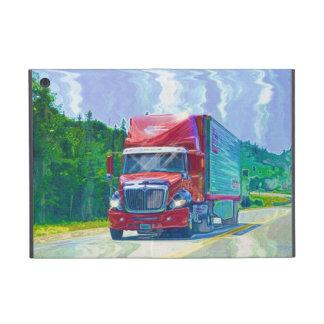 Transporte pesado del conductor de camión de los c iPad mini coberturas