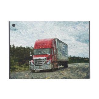 Transporte pesado del conductor de camión de los c iPad mini protectores
