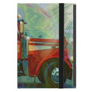 Transporte pesado del conductor de camión de los iPad mini coberturas