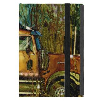 Transporte pesado del conductor de camión de los iPad mini protectores