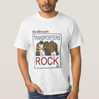 Transporters Rock T-Shirt