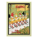 Transportes, anuncio 1896 de Nouveau del arte de l