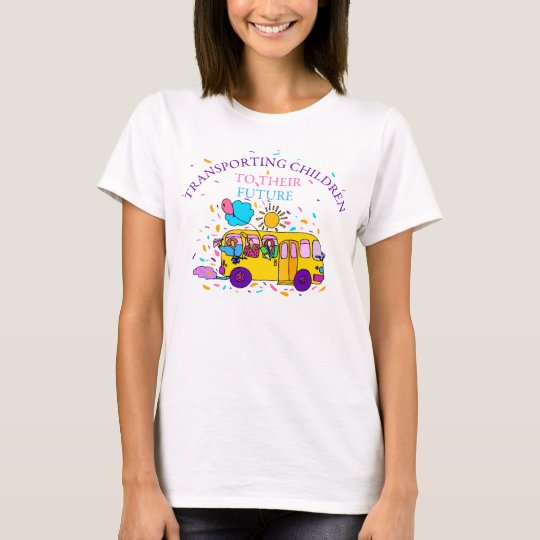 Transporting Children To The Future T-Shirt