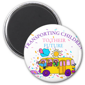 Transporting Children To Their Future Magnet