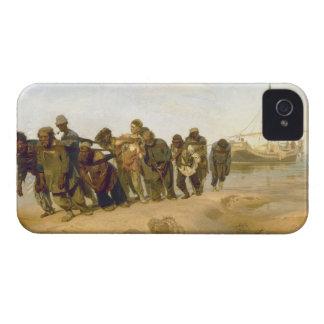 Transportistas de la gabarra en el Volga por Ilya Case-Mate iPhone 4 Cobertura