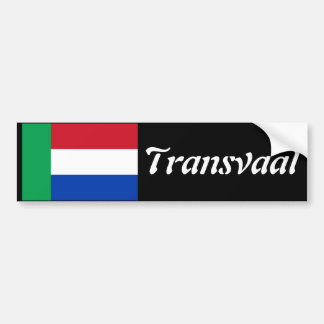 Transvaal Bumper Sticker