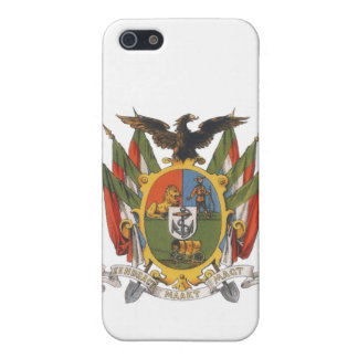 Transvaal Coat of Arms, South Africa: Pre-Boer War Case For iPhone SE/5/5s