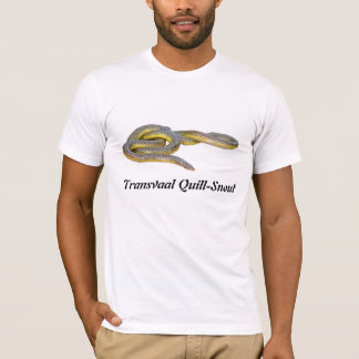 Transvaal Quill-Snout American Apparel T-Shirt