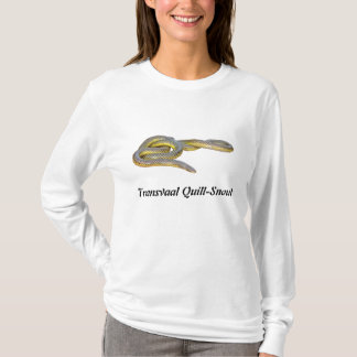Transvaal Quill-Snout Ladies Long Sleeve T-Shirt