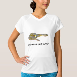 Transvaal Quill-Snout Micro-Fiber Sleeveless T-Shirt