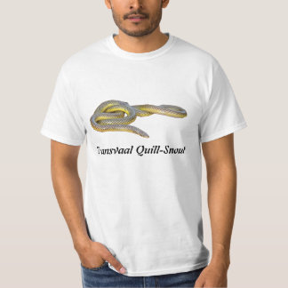Transvaal Quill-Snout Value T-Shirt