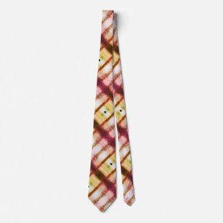 Transverse Abstract Neck Tie