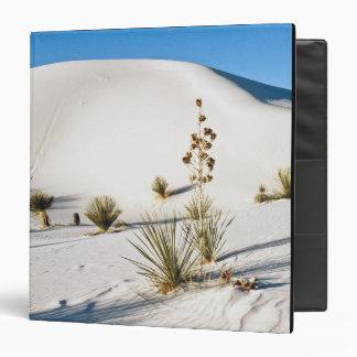 Transverse Dunes and Soaptree Yucca 2 Binder
