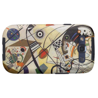 Transverse Line Galaxy S3 Case