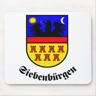 "Transylvania coat of arms ""Transylvania "" Mouse Pad"