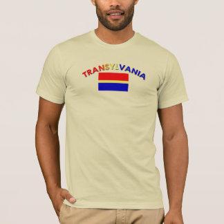 Transylvania Flag Design 2 (w/inscription) T-Shirt