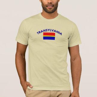 Transylvania Flag (w/inscription) T-Shirt