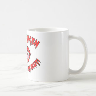 Transylvania - is appropriate for me in the blood! coffee mugs