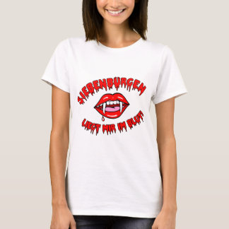 Transylvania - is appropriate for me in the blood! T-Shirt