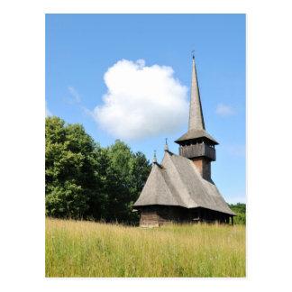 Transylvania Postcard