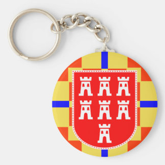 Transylvania Saxonia coat of arms key supporter Keychain