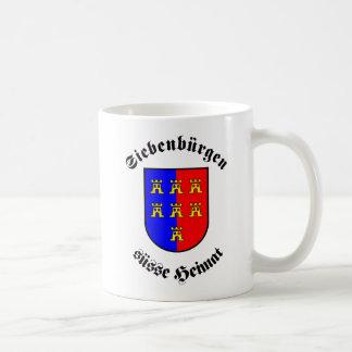 Transylvania sweet homeland coffee mugs