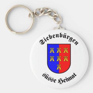 Transylvania sweet homeland key chain