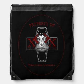Transylvania University Drawstring Bag