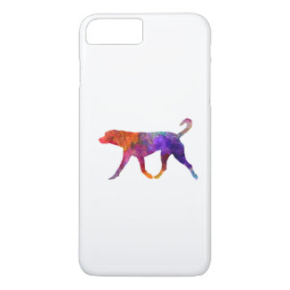 Transylvanian Hound in watercolor iPhone 7 Plus Case