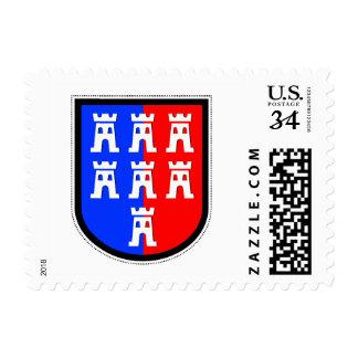 Transylvanian Saxons Postage