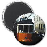Tranvía de Lisboa Imán De Frigorifico