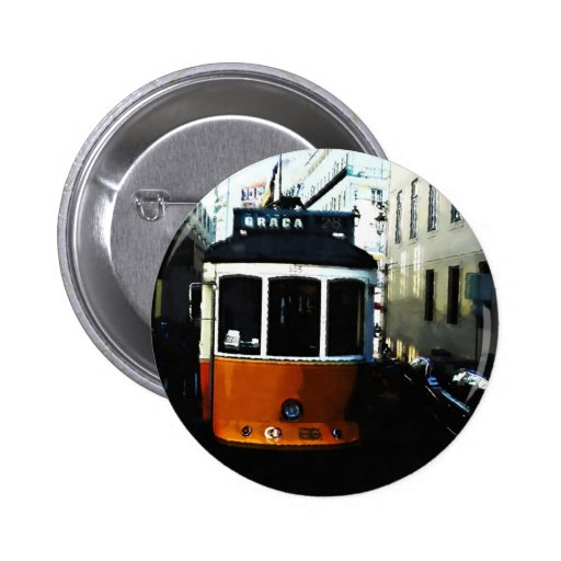 Tranvía de Lisboa Pin